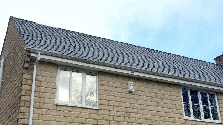 Halifax roofing work